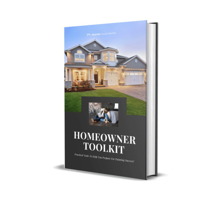 Homeowner Toolkit Resource For Painting Your Home
